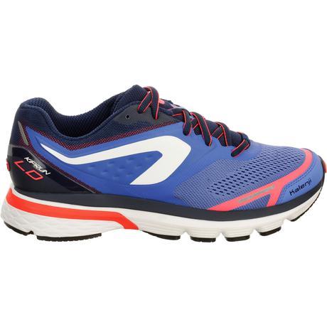 chaussures_de_running_kiprun_ld_noire_rose_kalenji_8351472_751346