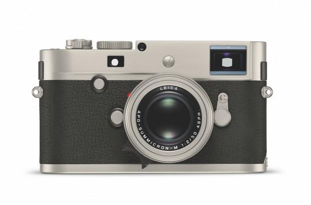 Nouvelle édition limitée à 333 ex : set Leica M-P « TITANE »