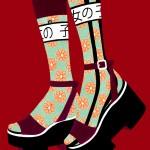 bad-girl-green-socks