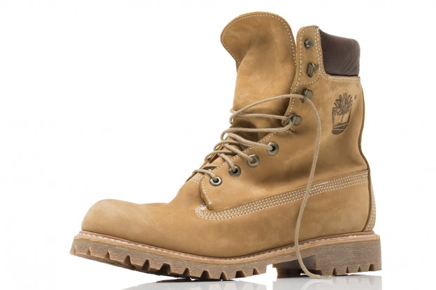 Timberland made in U.S.A