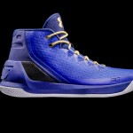 Under armour présente la Curry 3