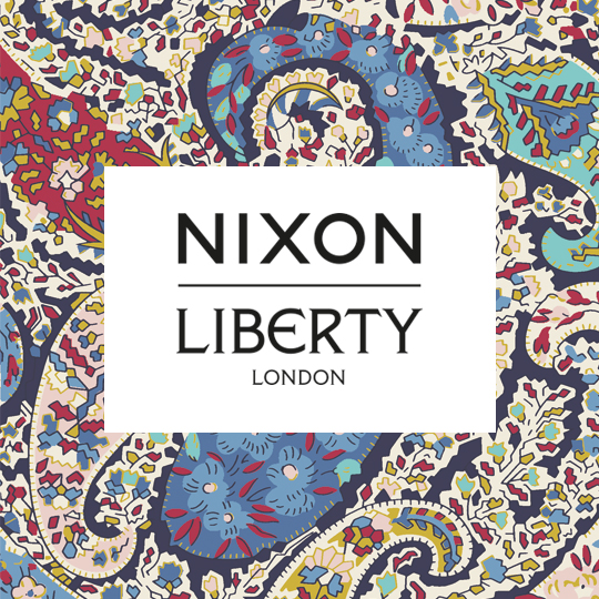 NIXON X LIBERTY