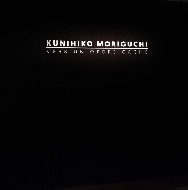 Exposition Kunihiko Morigushi vers un ordre caché