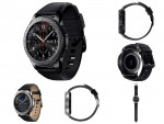 Samsung Gear S3, la montre connectee la plus complete du marche