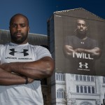 Teddy Riner rejoint Under Armour