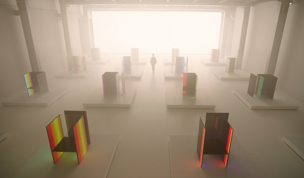 LG and Tokujin Yoshioka Milano Design Week Release 002