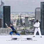 Teddy Riner et Andy Murray sur le toit du monde