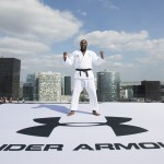 Two great Athletes, Andy Murray and Teddy Riner meet on top of Paris's iconic La Défense for Under Armour