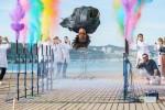 Sony dévoile le premier court-métrage participatif au monde entièrement filmé par un smartphone en Super slow motion