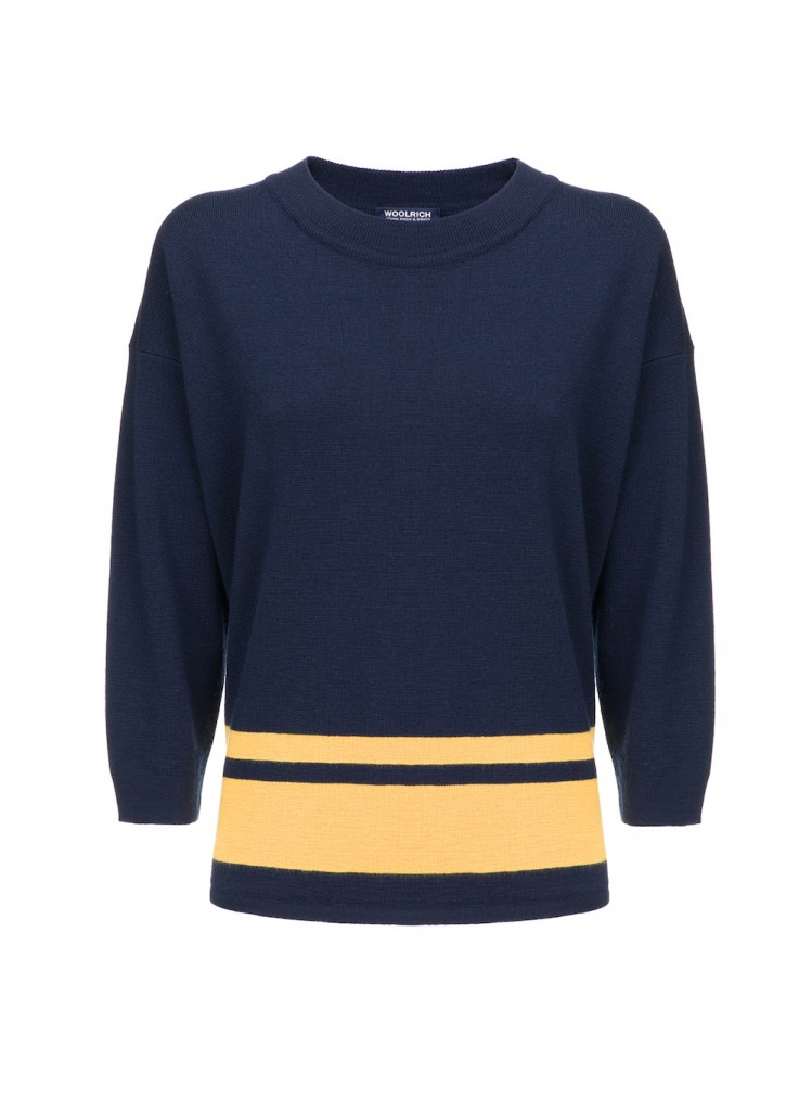 W'S MILANO KNIT SWEATER A 195 EUROS