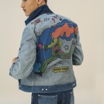 WRANGLER LANCE UNE COLLECTION EN COLLABORATION AVEC L'ARTISTE PETER MAX