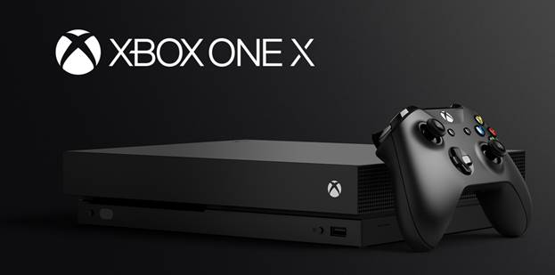 Microsoft dévoile Xbox One X, la console la plus puissante jamais créée