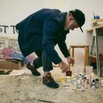 Stance collabore avec l'artiste Kevin Lyons et réalise un coffret vendu exclusivement chez Colette