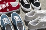 Converse lance la collection One Star Premium Suede