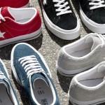 Converse lance la collection One Star Premium Suede