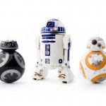 SPHERO PRESENTE SES NOUVEAUX DROÏDES :  BB-9E ™ et R2-D2 ™