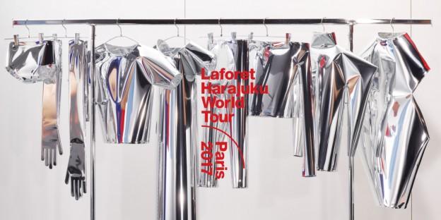 Le temple de la mode Laforet Harajuku arriveà Paris avec un pop-store