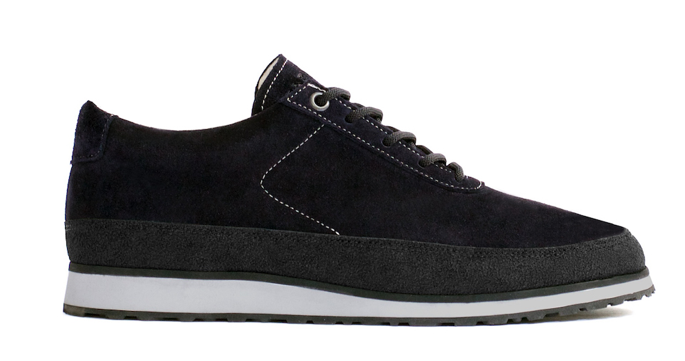 Explorer Suede - Navy