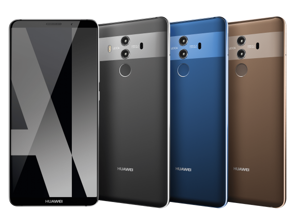 Huawei dévoile le Huawei Mate 10 et le Huawei Mate 10 Pro