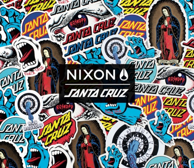 Nixon x Santa Cruz I Nouvelle collection