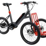 Gitane Sneaker : un vélo 3 roues à assistance électrique multi-usages