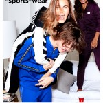 portrait sportswear
