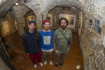 Glen Fox & Tavu & Soy Panday @ DC's Hub , Paris