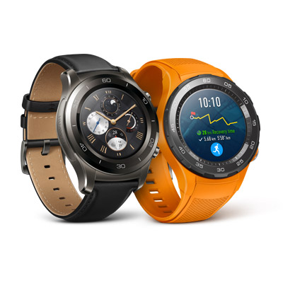 Huawei présente ses montres de sport