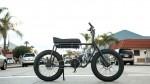 SUPER 73 SG, le vélo électrique California style !