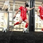 adidas lance une expérience immersive  sur les Champs Elysées