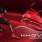UNDER ARMOUR lance sa nouvelle série HOVR : des chaussures de running nouvelle génération