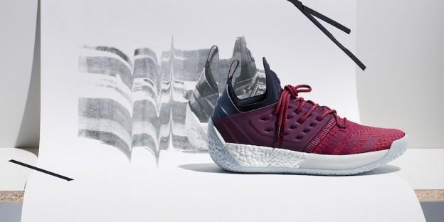 adidas dévoile sa nouvelle Harden Vol.2
