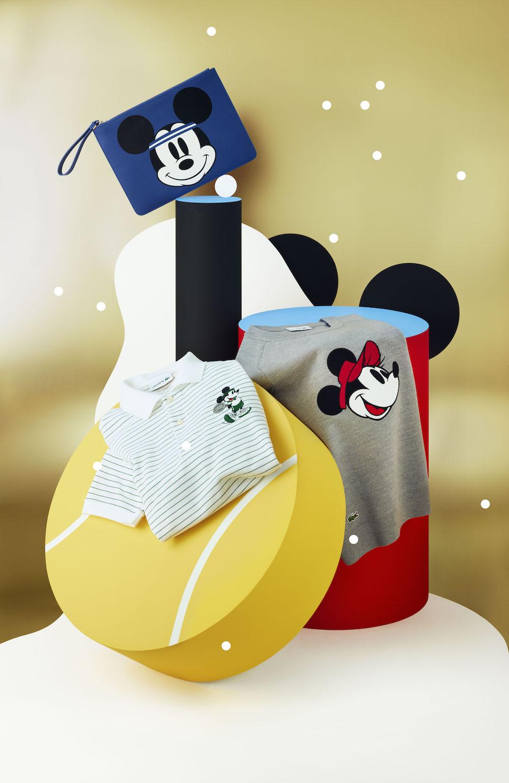 Lacoste X Disney, la rencontre de 2 icônes