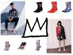 Stance X Basquiat