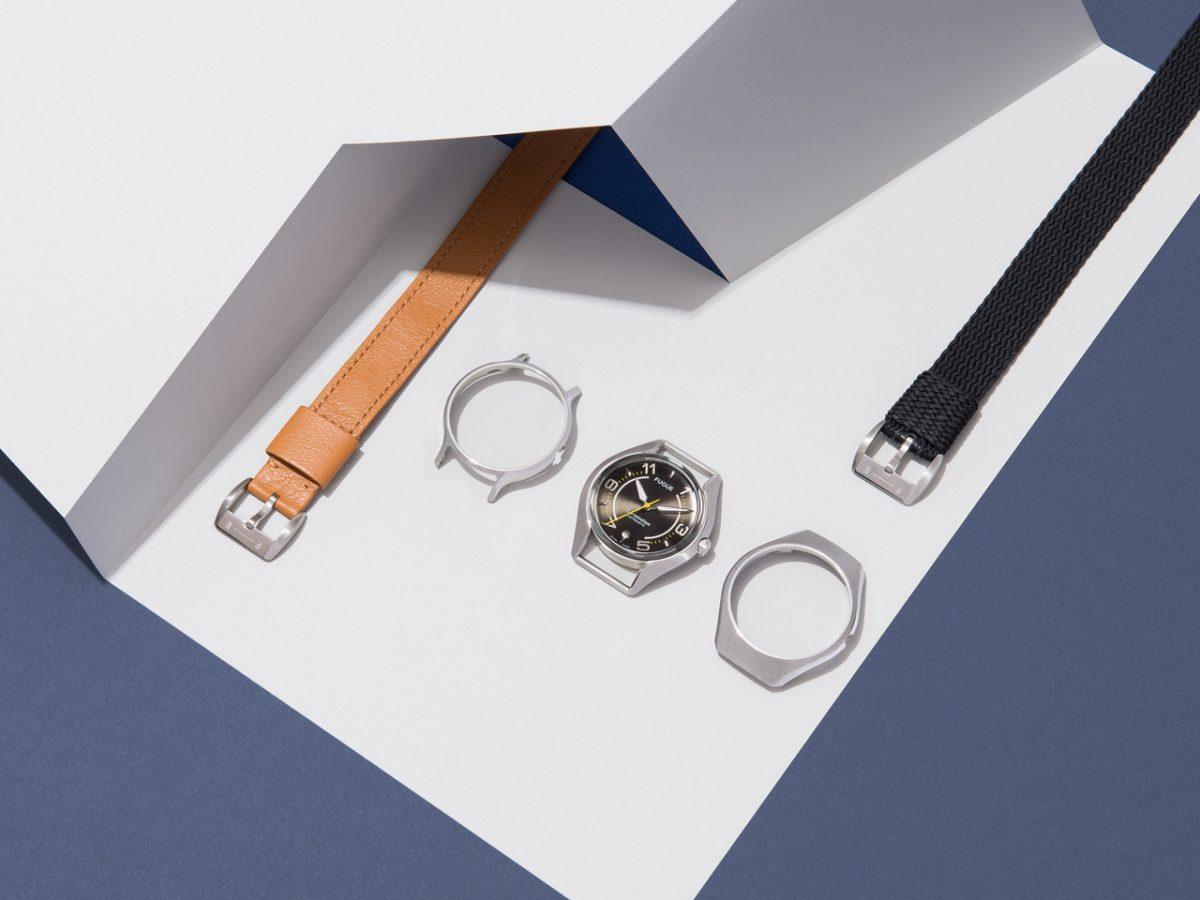 Fugue, la nouvelle marque horlogère française