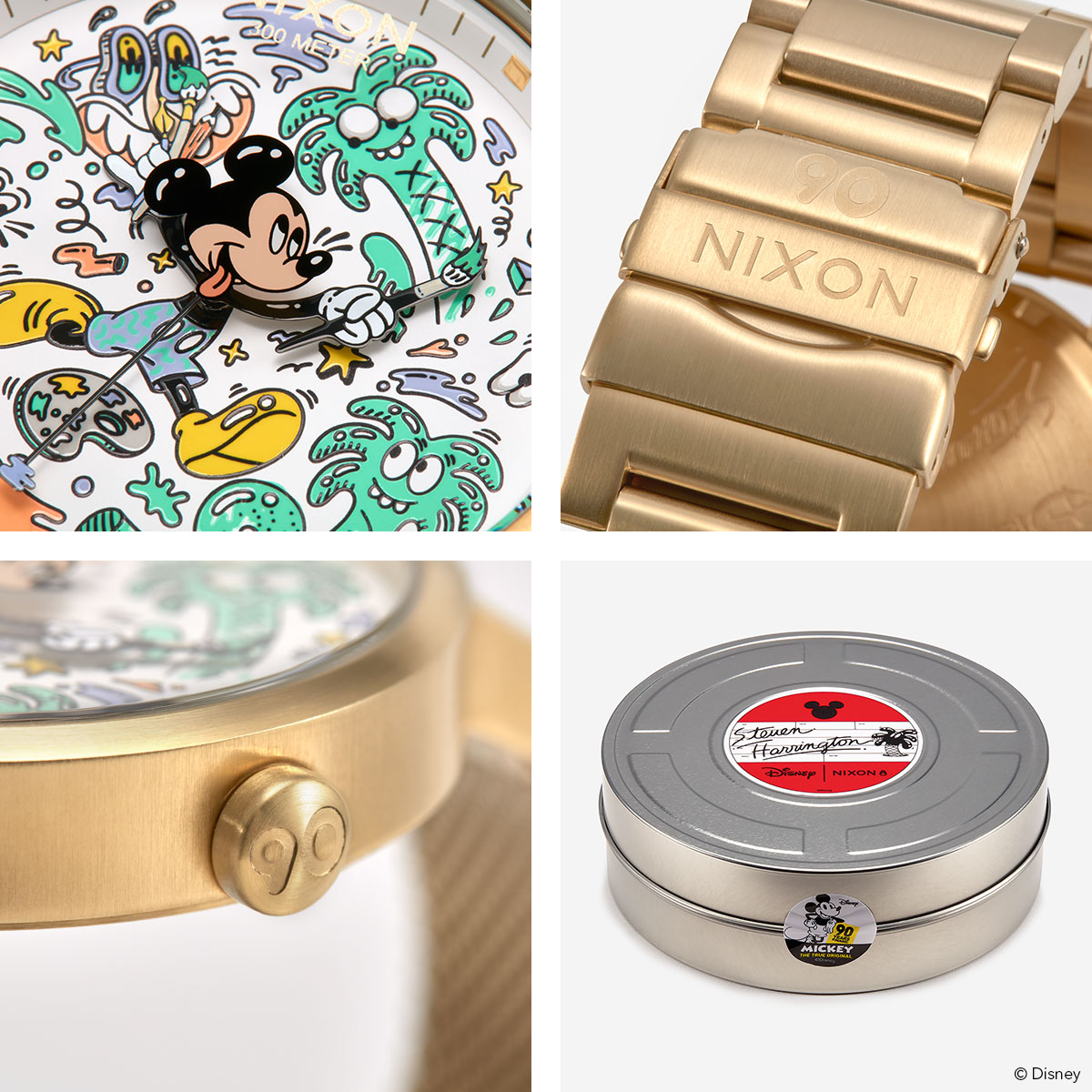 Nixon X Steven Harrington X Disney