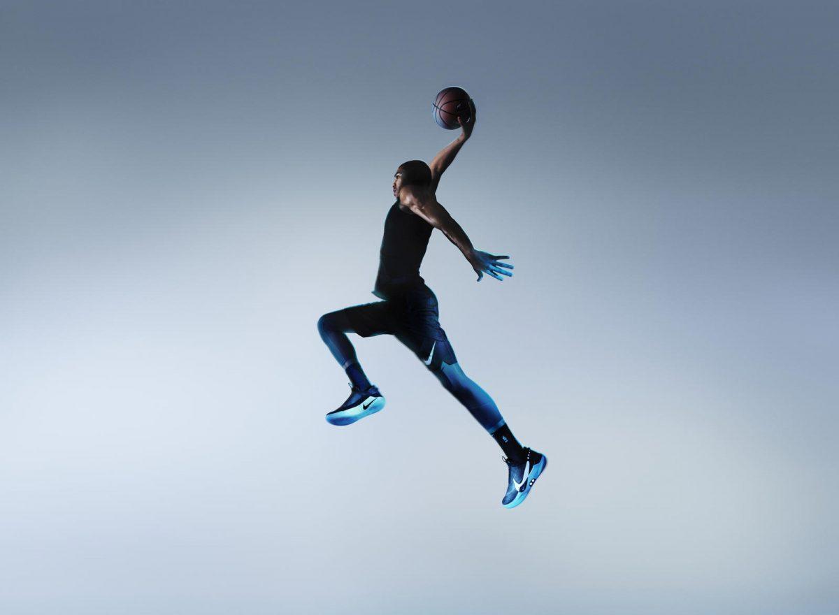 Nike Basketball présente la Nike Adapt BB, la chaussure avec lacage automatique pour le basket