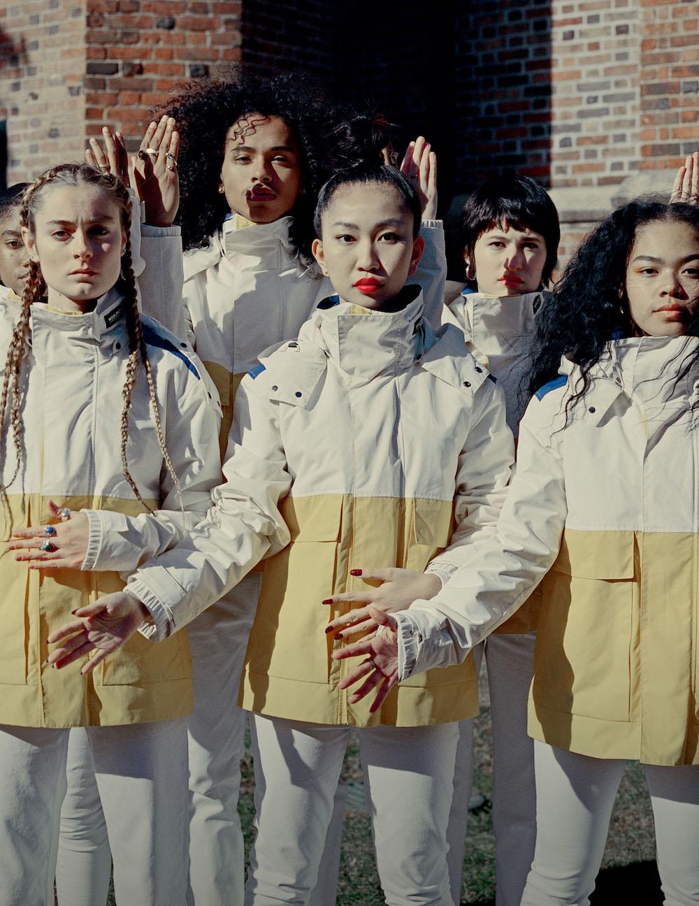 WOOLRICH collabore avec la«NYU Tisch School of the Arts» pour la nouvelle campagne «American Soul Since 1830»