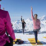 Bref, j'ai fait du mountain Yoga