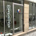 Le Vélo Mad in France présente ses nouveautés dans sa boutique éphémère à Paris