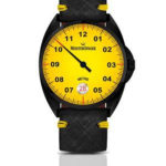 MeisterSinger - Metris Black Mellow Yellow