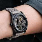 CODE41 lance sa montre femme
