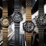Seiko complète sa collection Prospex Street Series de montres thématiques « Urban Safari »