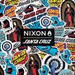 Nixon x Santa Cruz I Nouvelle collection